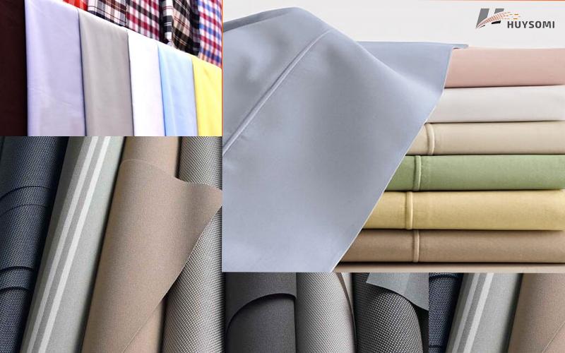 Vải thường dùng để may đồng phục học sinh