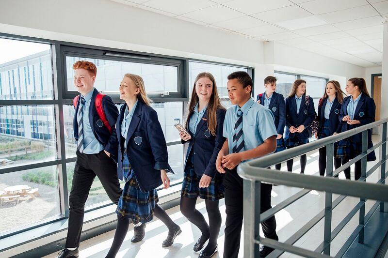 Giúp quảng bá hiệu quả cho các trường THPT