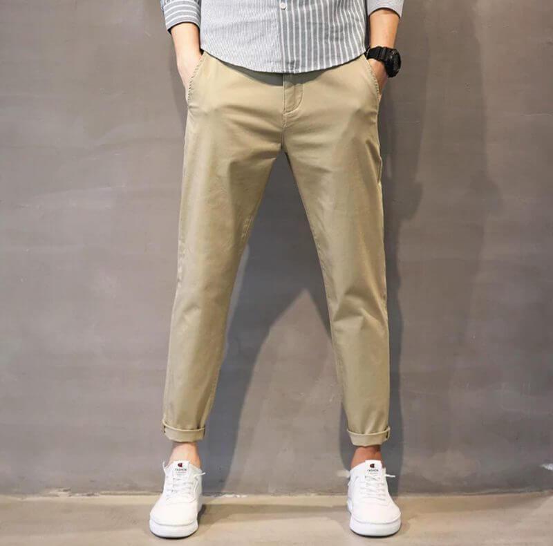 Xưởng may quần kaki nam nữ