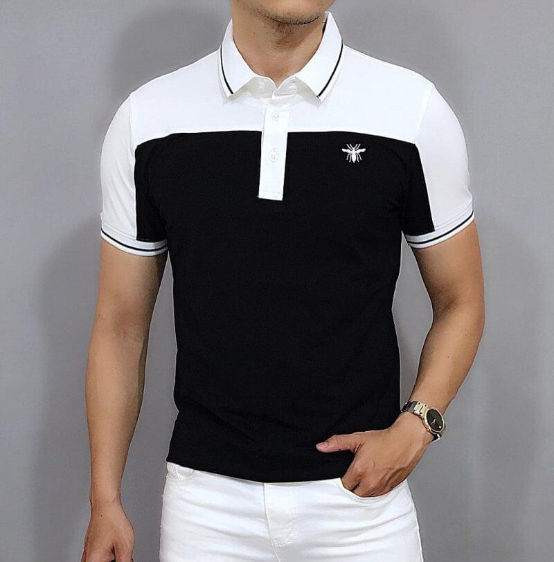 Nguồn hàng áo thun polo nam nữ giá rẻ